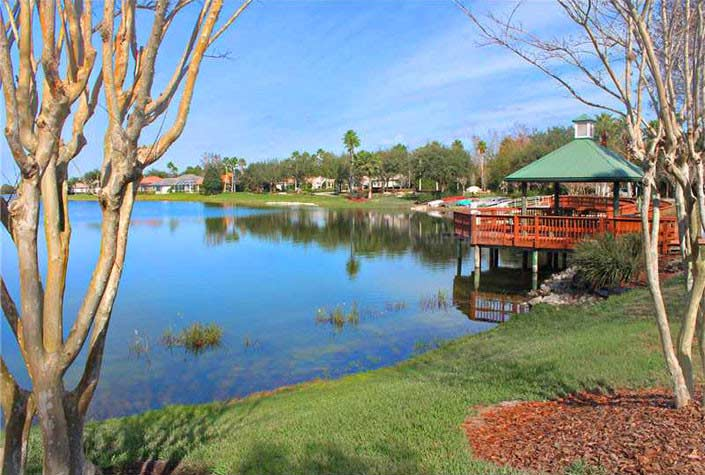 Edgewater Village Homes For Sale - Lakewood Ranch Fl. - Canoe Launch