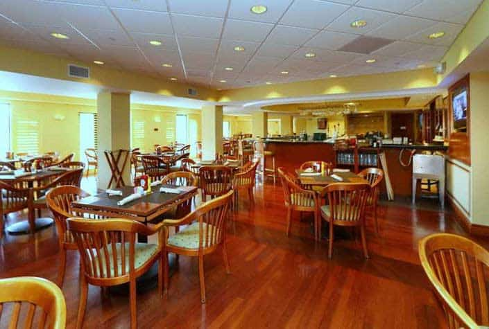 Meadows Homes For Sale In Sarasota Fl. - Clubhouse Restaurant