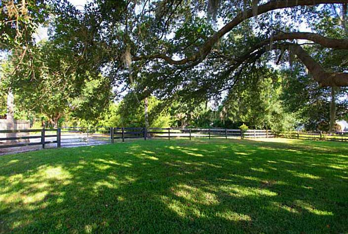 Saddle Creek Homes In Sarasota, Fl. - Horse Property