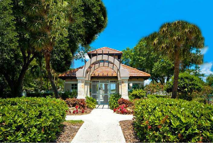 Turtle Rock Homes - Sarasota Fl. - Club House