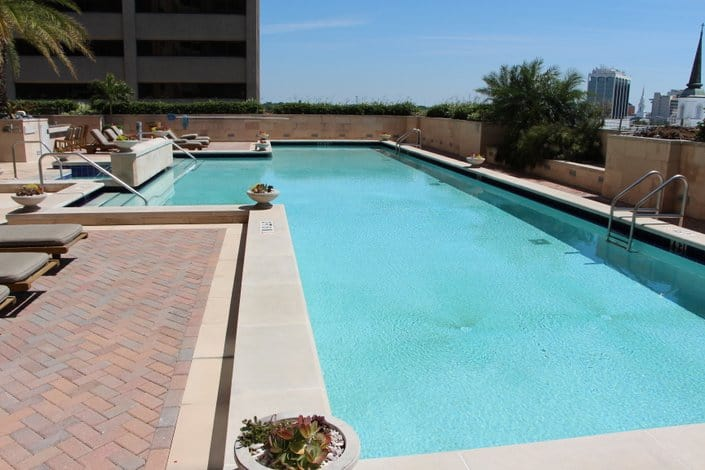 1350 Main Condos For Sale - Pool