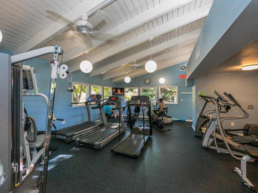 Pelican Cove Condos - Fitness Room