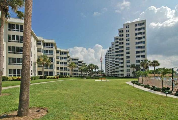 Sarasota Surf And Racquet Condos - Siesta Key, FL.
