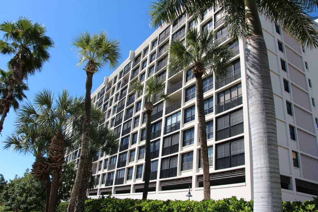 Sunset Towers - Downtown Sarasota FL. condos for sale