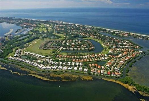 Corey's Landing Homes For Sale   Longboat Key Fl.