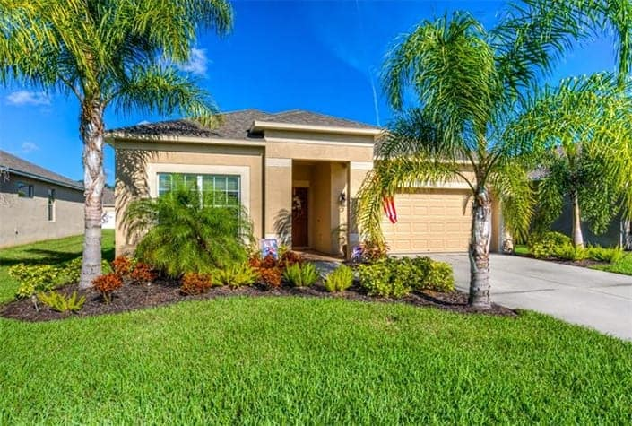 Creekside Preserve homes for sale in Parrish, FL.
