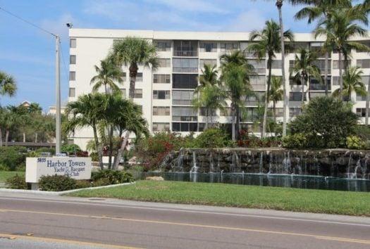 Harbor Towers Condos For Sale | Siesta Key Fl.