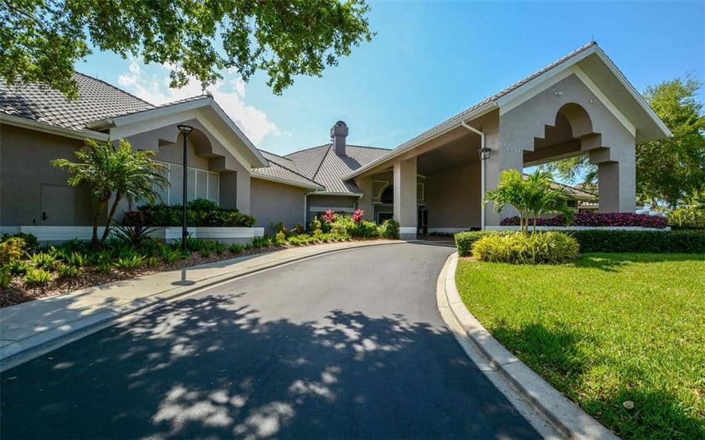 Stoneybrook Condos in Palmer Ranch - Sarasota, FL. - Clubhouse Building