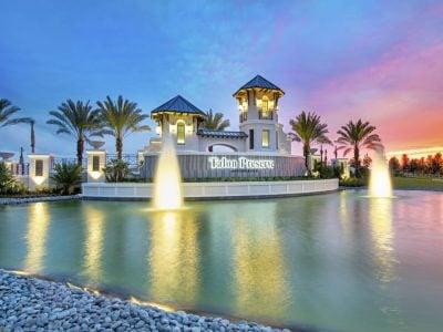 Talon Preserve Homes in Nokomis, FL.