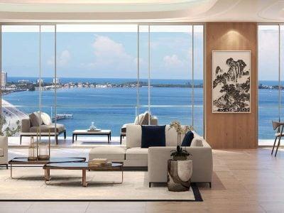 Ritz Carlton Residences Sarasota-Worthington